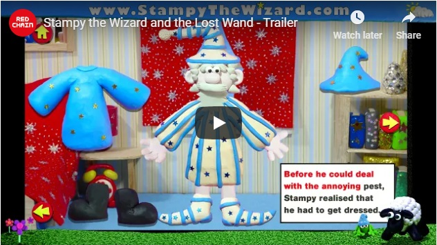 Stampy the Wizard Trailer Released 21-11-2018